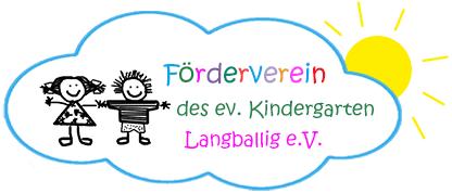 Förderverein des ev. Kindergarten Langballig e.V.