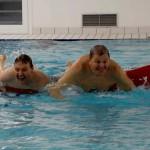 Vorschulschwimmen mit dem Kindergarten Langballig